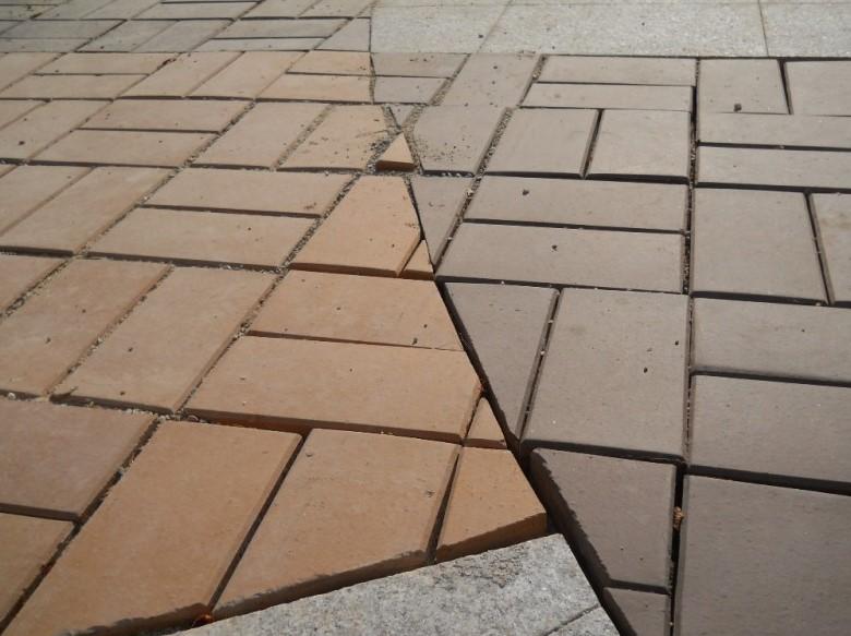 Некачествените ремонти в София