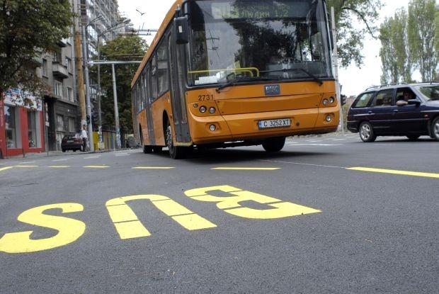 5 години празни обещания за BUS ленти