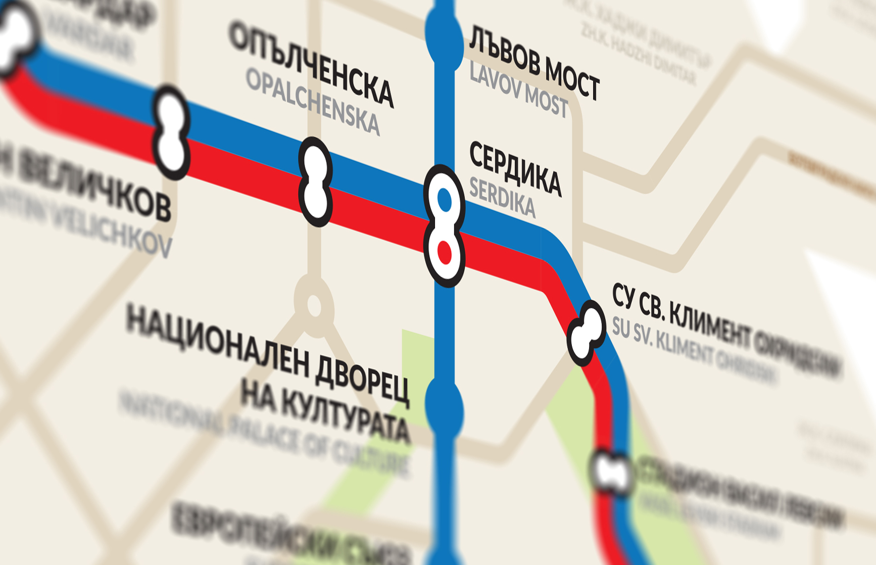 """Камерън Бут: Новата географска карта на метрото е """"просто прекрасна"""""""