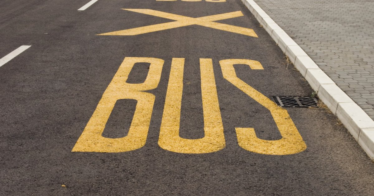 BUS Lanes in Sofia are Now Possible!