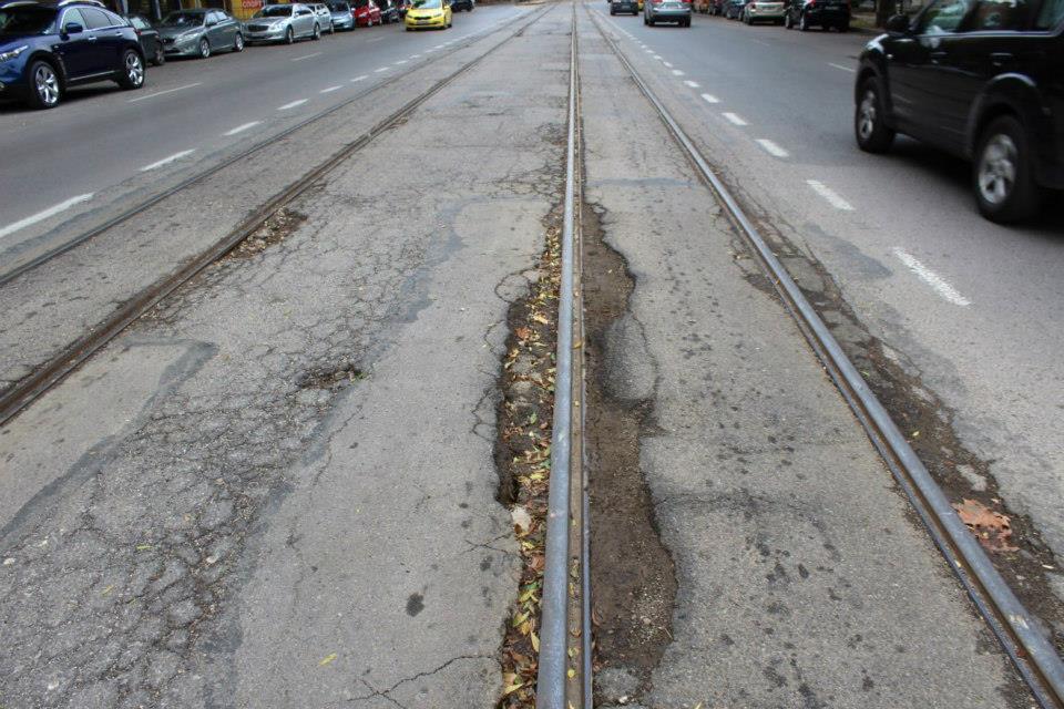 Трамвайни ремонти – ама друг път