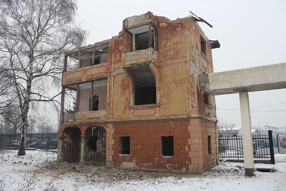 Според формулите за данък-сгради, тази сграда не е в лошо физическо състояние