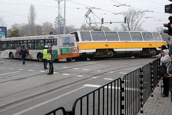 Трамваят – враг №1 на софийската селищна система