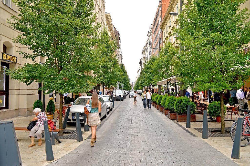 Пешеходна зона