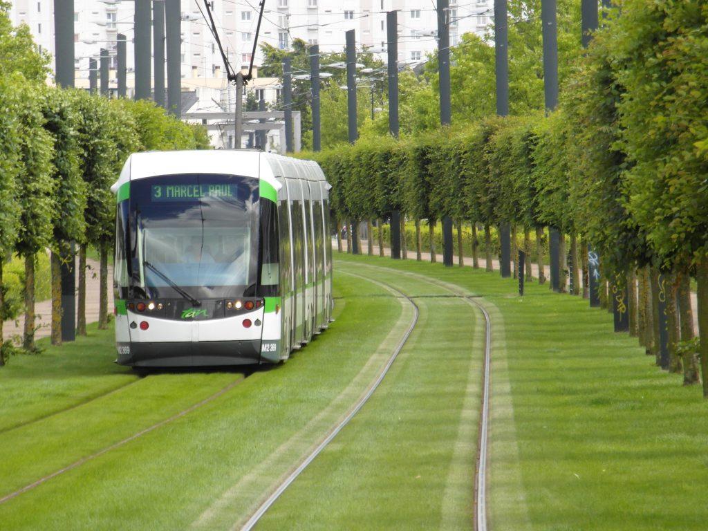 Зелено трамвайно трасе