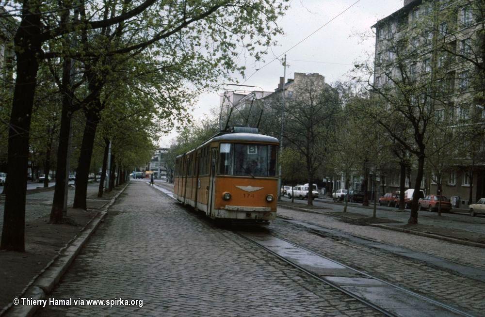 бул. Македония 1999 г.