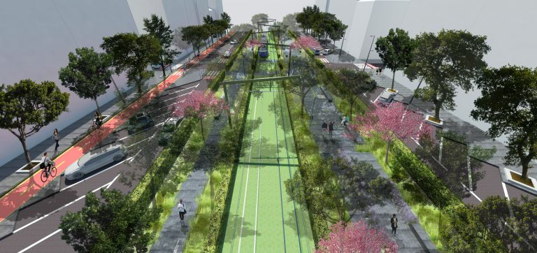 Macedonia Park – Let's make Sofia Green!