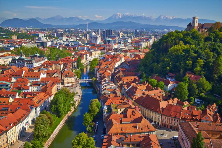 How Good Transport Policy Made Ljubljana European Green Capital