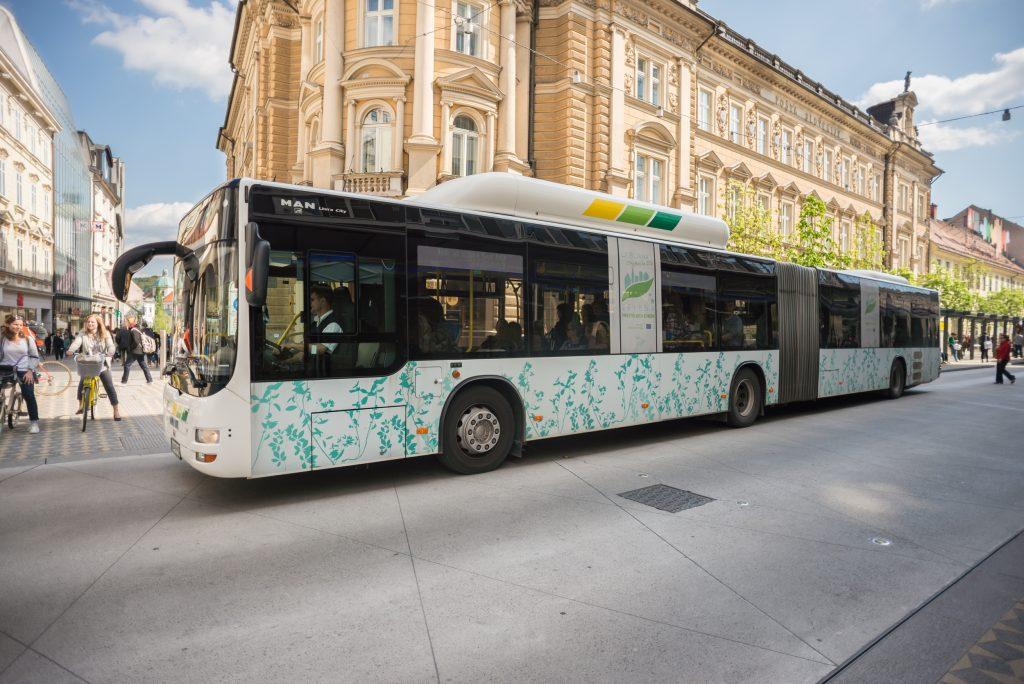 Модерен градски транспорт