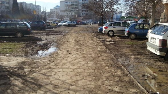 Sofia's Mladost Quarter: Greetings from the Third World