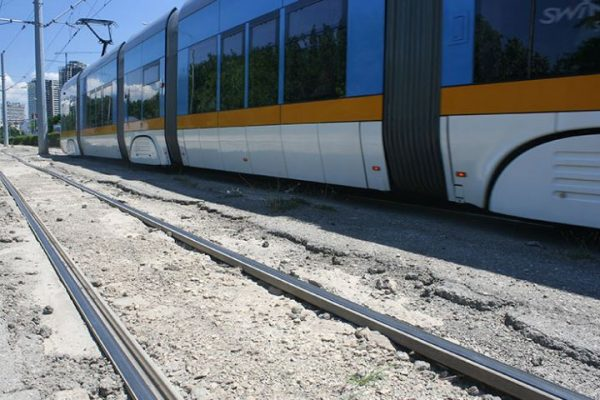Slow, Shaky and Dangerous on Terrible Tracks