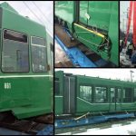 "Old ""Cucumbers"" Arrive from Switzerland: Tram Replacement in Bulgaria"