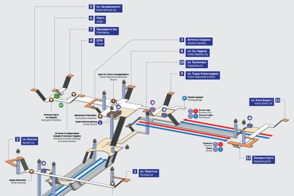 Нови карти в метрото: какво трябва да знаем?