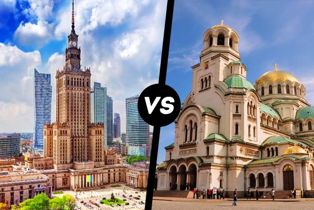 Защо София скара кандидат-кметовете на Варшава?