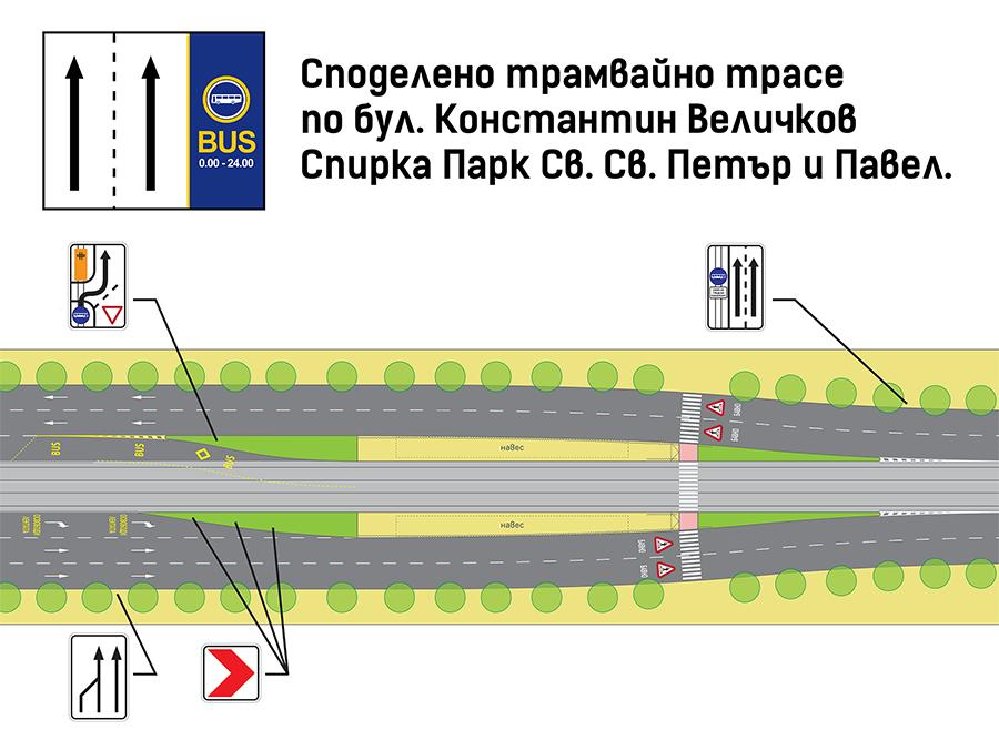 Предложенията ни за бул. Константин Величков не бяха отразени от г-н Крусев