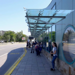 ДОКЛАД: Изграждане на навес на спирката при метростанция Г.М. Димитров