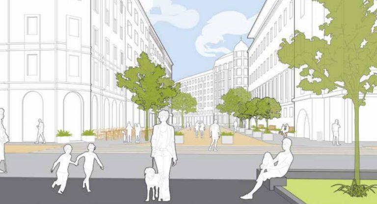 Най-сетне – ул. Съборна става пешеходна!